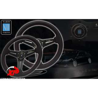 STEERING SPORT ND BC-224 RED LINE HOLE