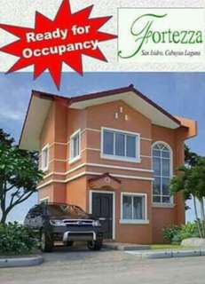 3 bedroom house and lot in Cabuyao Laguna