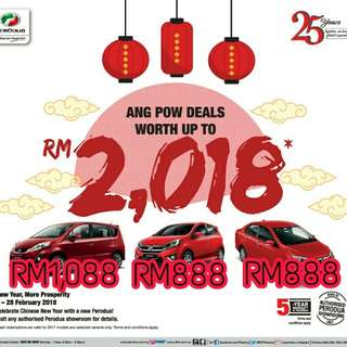 TRUSTED PERODUA ADVISOR