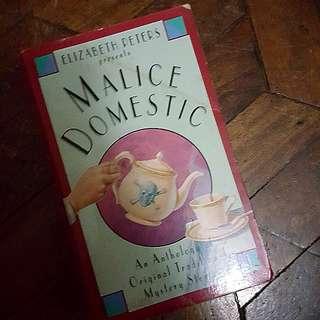 Malice Domestic 1