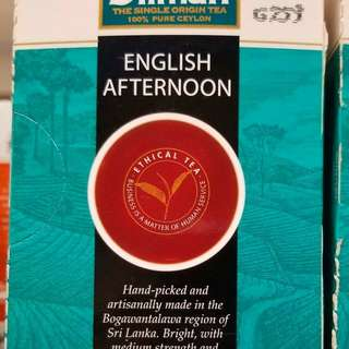 Dimah English Afternoon Tea 午後紅茶