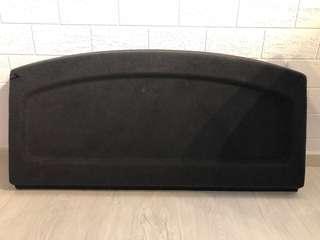 Volkswagen Golf mk5 cargo cover
