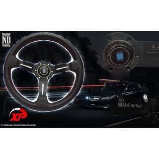 STEERING SPORT ND TNO DISH RED LINE