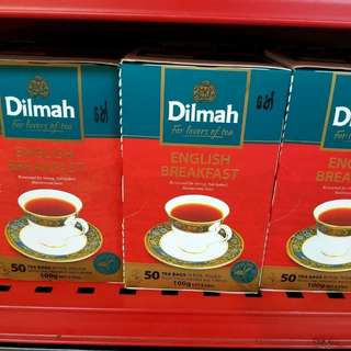 Dilmah English Breakfast tea英式早餐茶