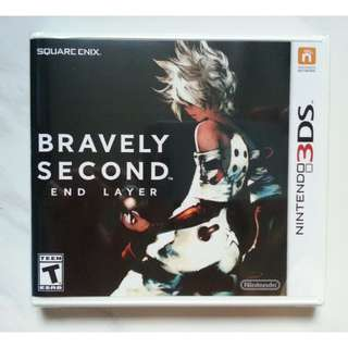 3DS Bravely Second End Layer
