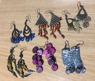 ALL MUST GO Earrings from Bangkok