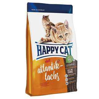 Happy Cat  Atlantik Lachs (Atlantic Salmon) 4KG