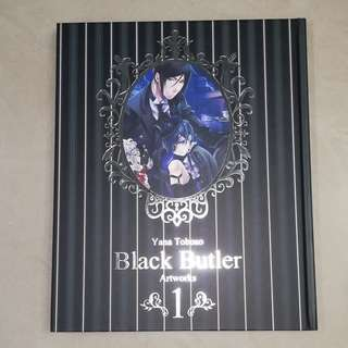 黑执事 画册 Black Butler artworks