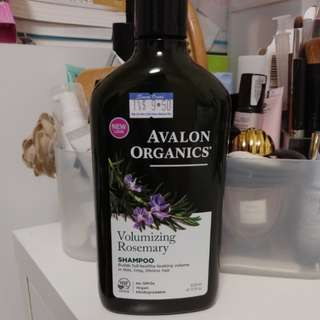 Avalon organics voluminizing shampoo
