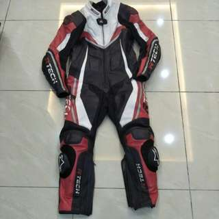 Racing Suit 50 R-Tech (SWAP Size)