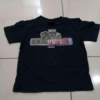 Jeep Shirt (4-5t)