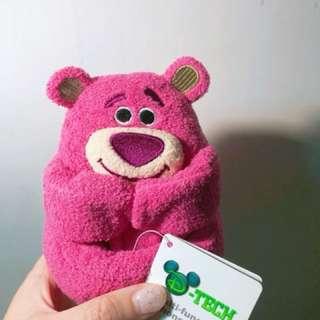 正品 勞穌 Lotso 熊抱哥 電話座