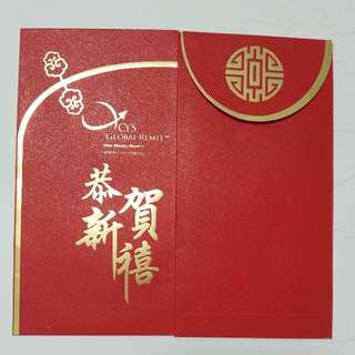 2018 CYS Global Remit Red Packet
