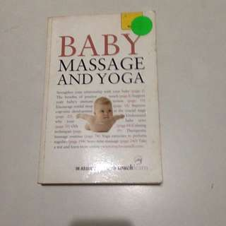 #IDoTrades Baby Massage And Yoga Book