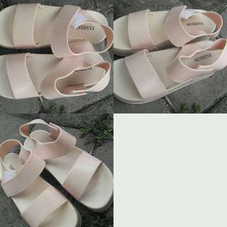 FASHION Jelly Wedges