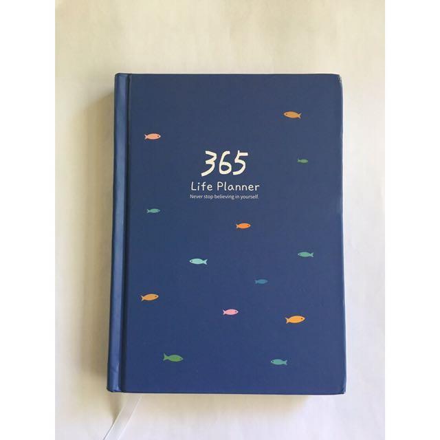 365 Notebook/Planner