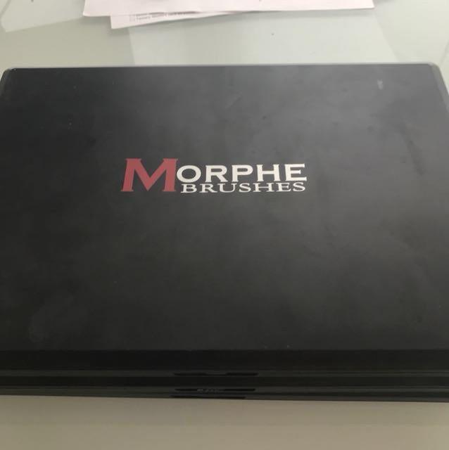 3 x Authentic Morphe palettes $30 for all 3
