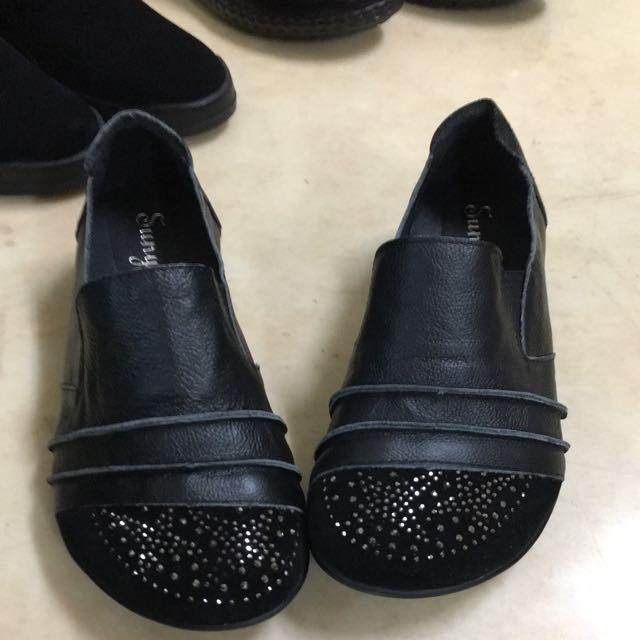 時尚休閒平底鞋