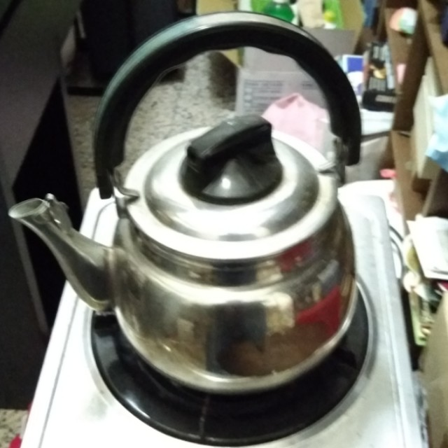 不鏽綱茶壺
