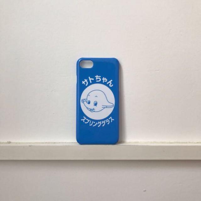預購 可愛小飛象粉藍iPhone 6/7/8/x 殼