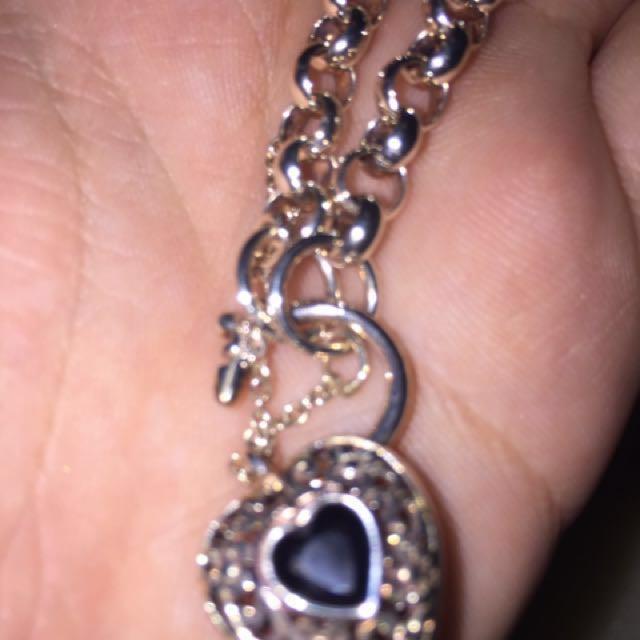A & C - Sterling Silver Bracelet