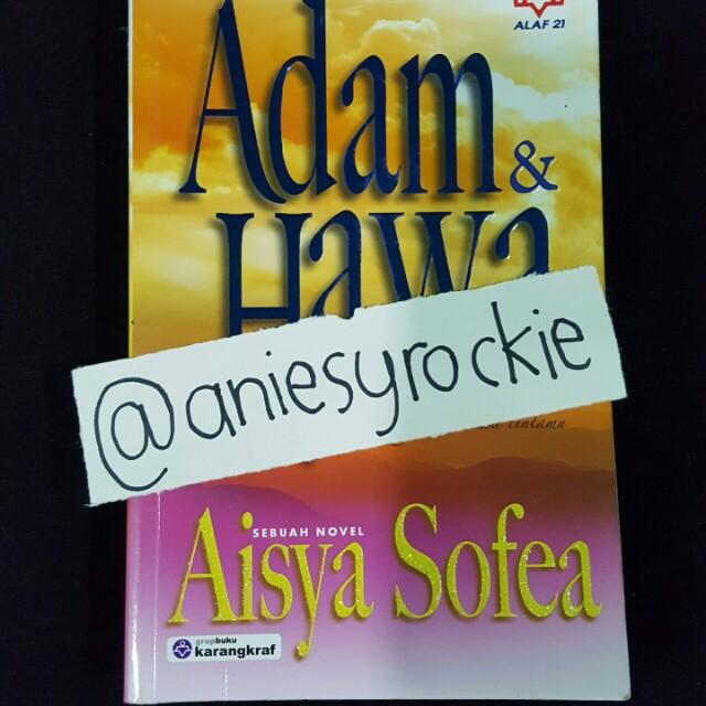 novel adam dan hawa by aisya sofea free download
