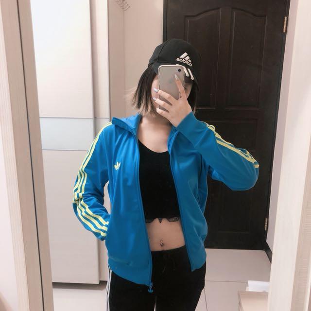 Adidas正版三葉草外套