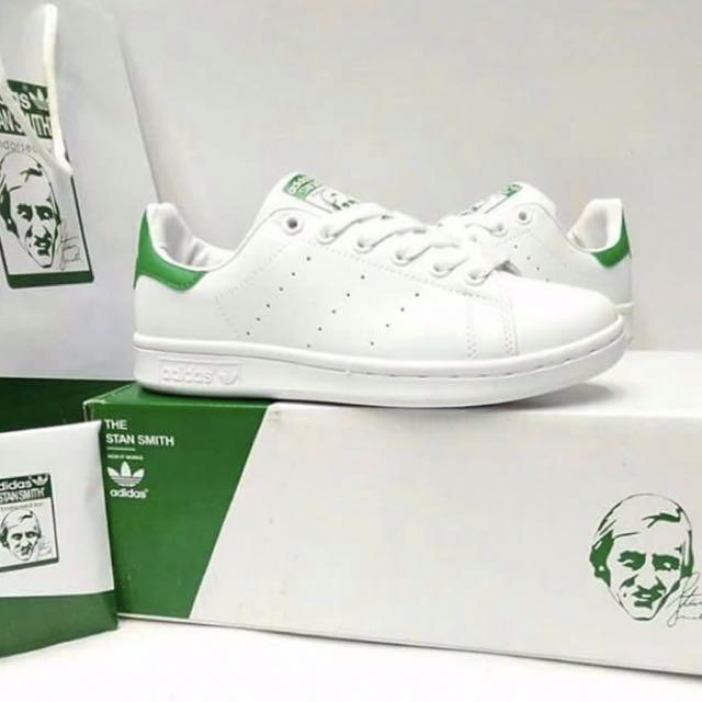 adidas stan smith (scheda verde), preloved di moda femminile, le scarpe