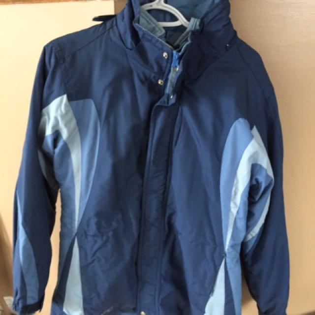 Alpine tek winter jacket
