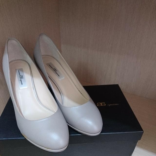 AS accenta squisita3.5CM根鞋