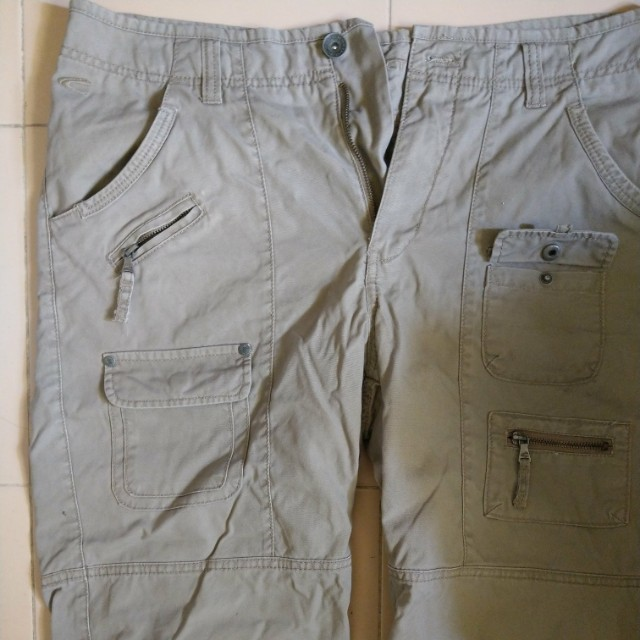 Authentic Camel Active Cargo Pants