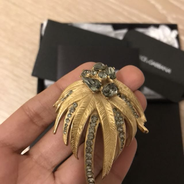 Authentic Dolce &Gabbana brooch