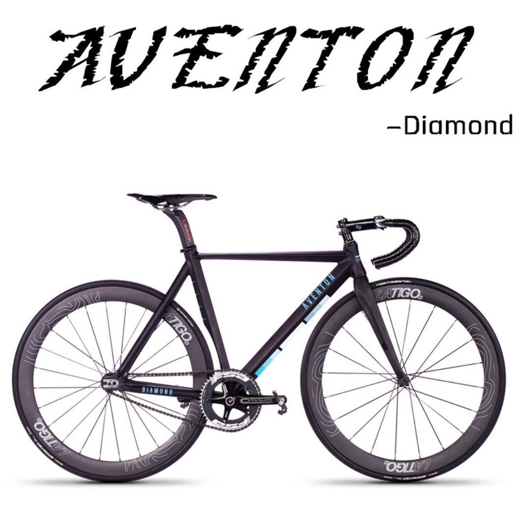 Aventon Diamond ( Team edition)- Track/Fixed gear bike - Full bike ...