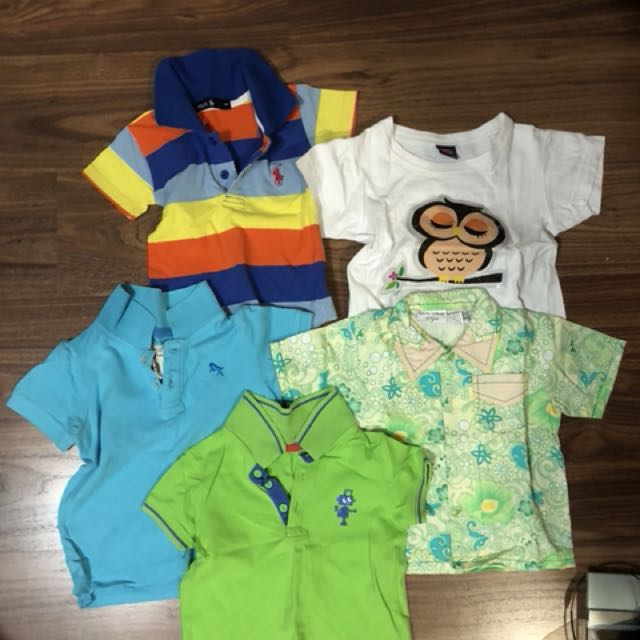 965acbbb1 Baby Boy Clothes jacket tshirt shirt tops Polo Ralph Lauren Indie ...
