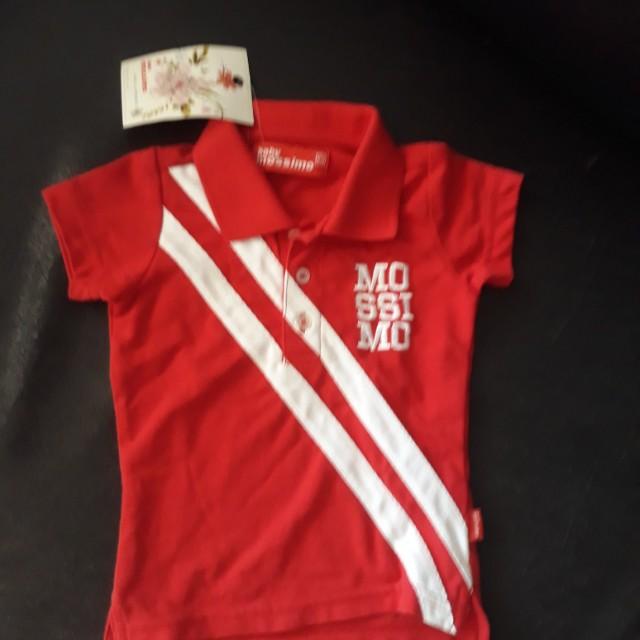 Baby Mossimo Polo shirt (brand new)