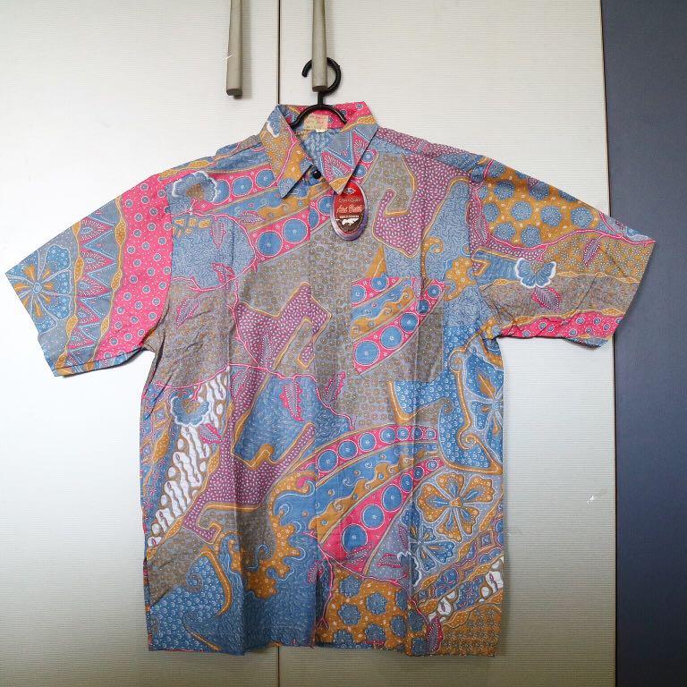 Batik pria pastel