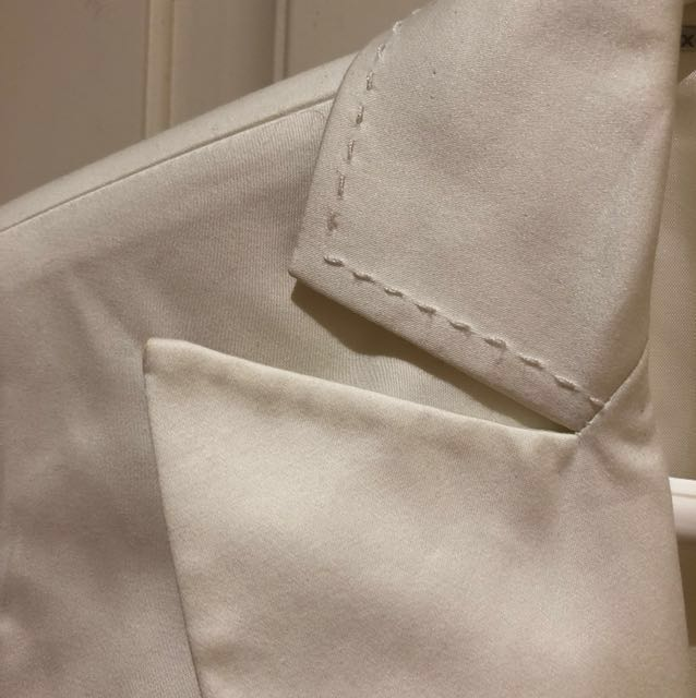 Beautiful Mexx white blazer