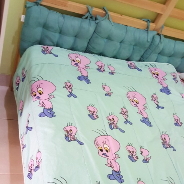 Bedcover selimut