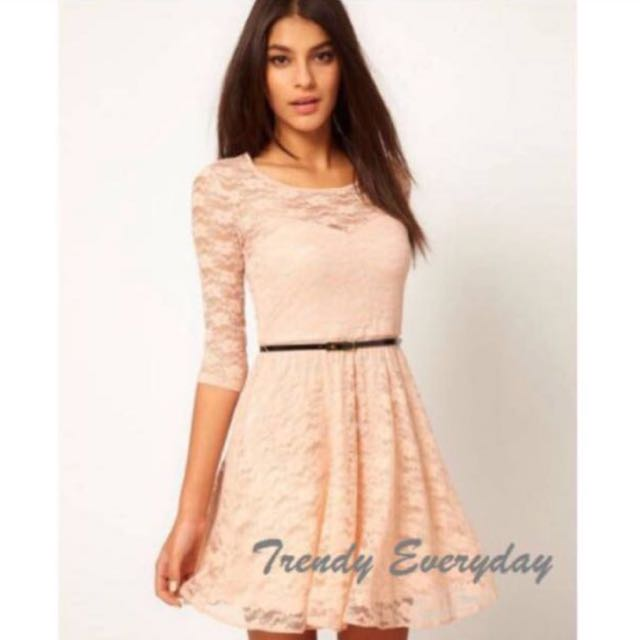 [BN] Lace Dress
