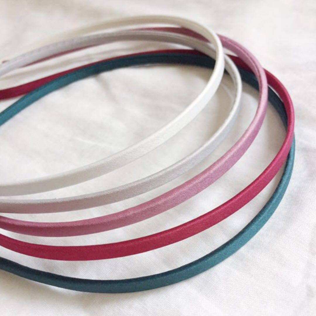 [BN] satin headbands #BAJET20