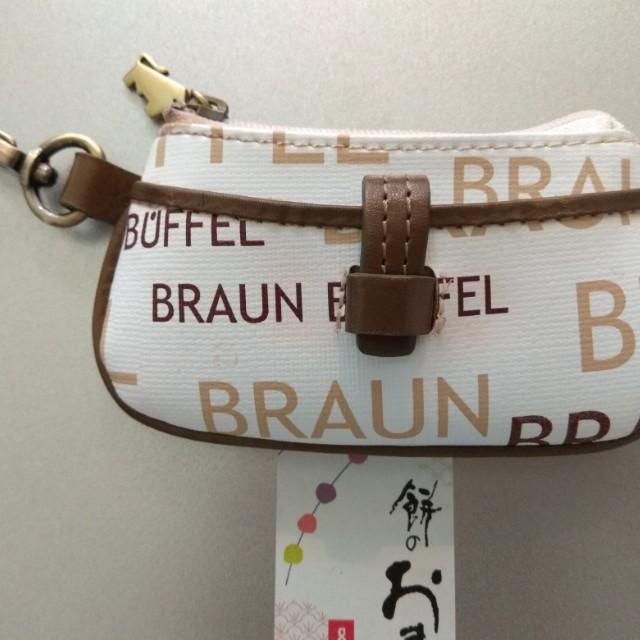 Braunbuffel小零錢包