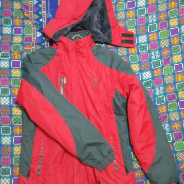 Caeml Winter Jacket