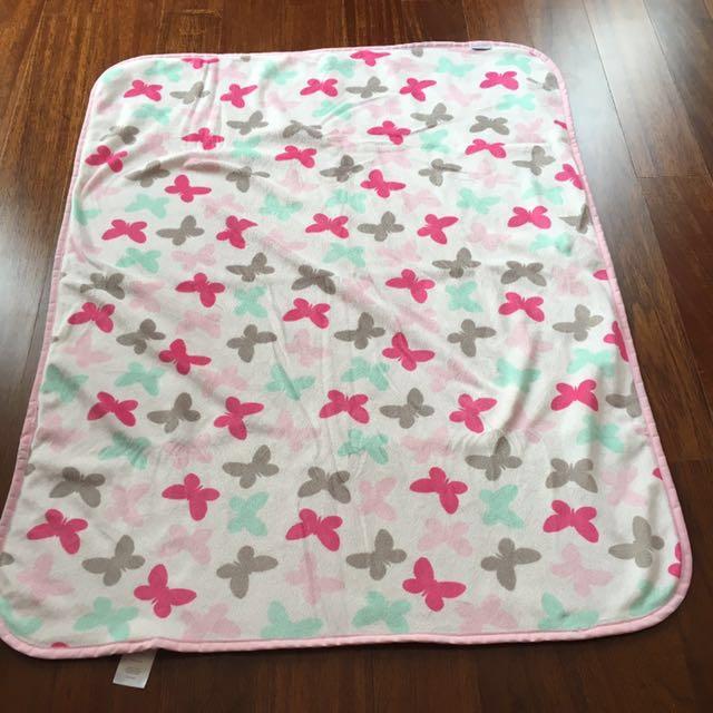Carter's blanket baby girl
