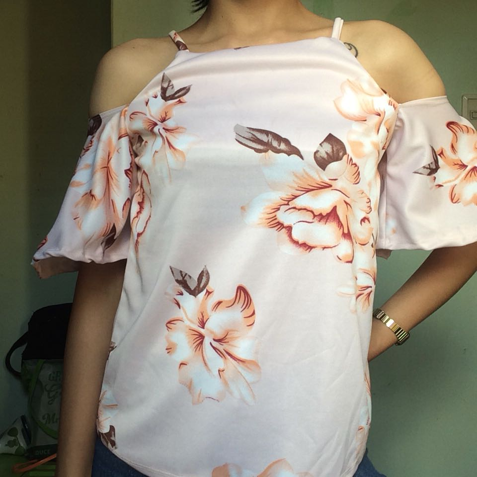 Casual Floral Top