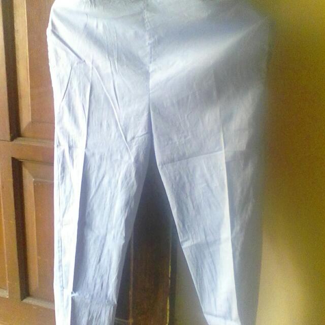 Celana Panjang Katun Stretch