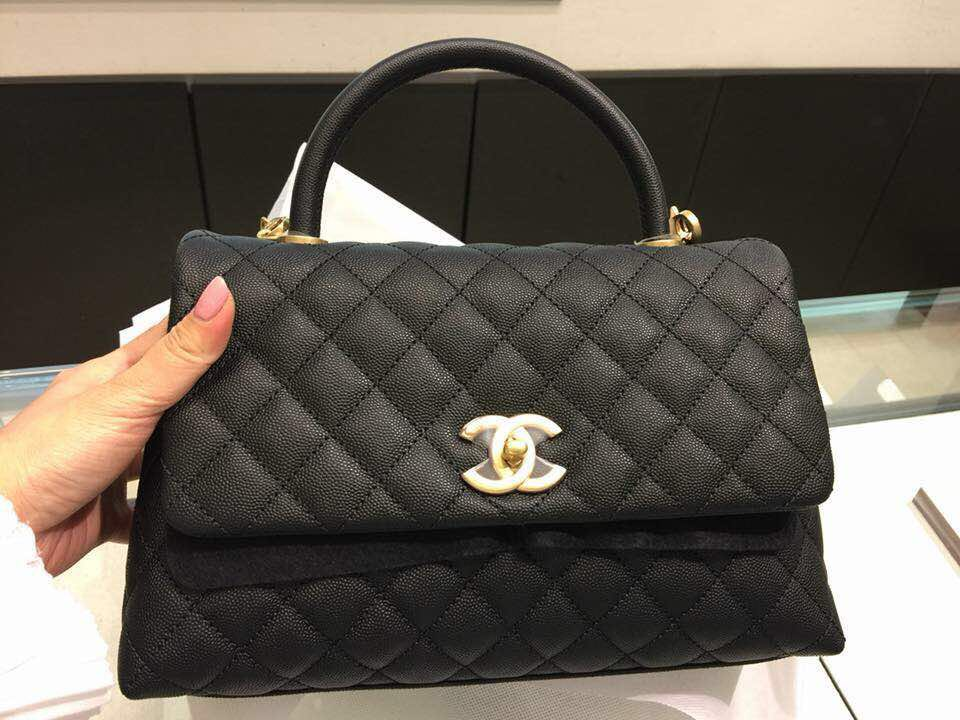 bf9068649cd6b Chanel Coco Handle A92991