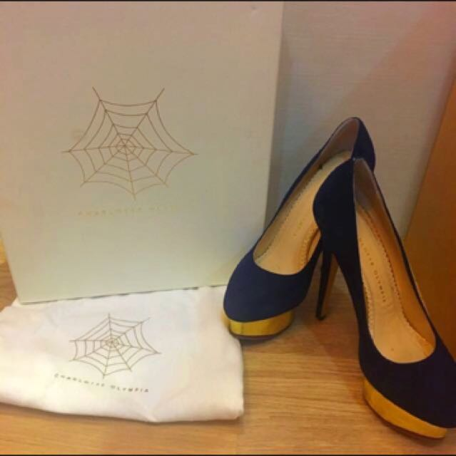 Charlotte Olympia 高跟鞋