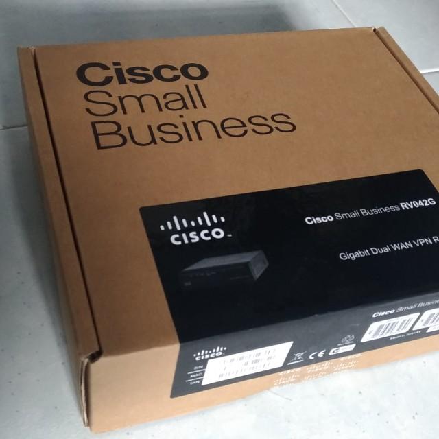 Cisco Small Business RV042G