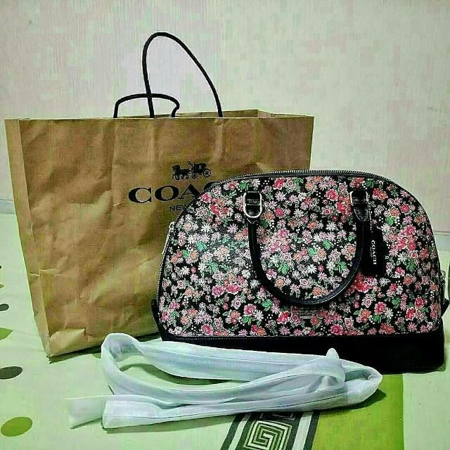 Coach Bag Flower (Original)