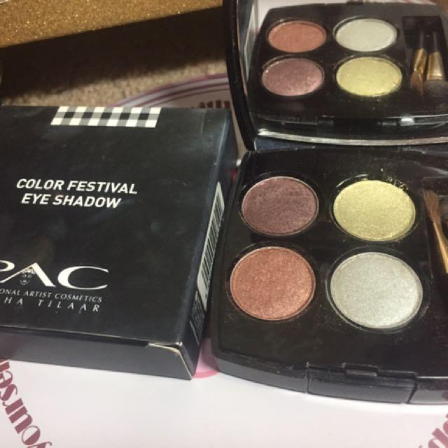 Color festival eyeshadow